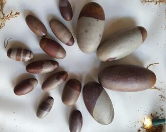 Small Shiva Lingam Stones