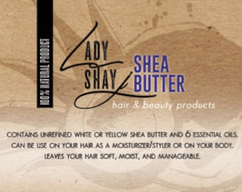 Whipped Shea Butter Mixes