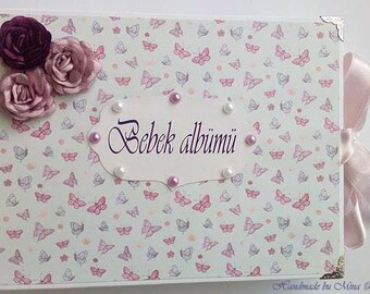 Scrapbook and photo albums,Baby albums,Wedding albums,Guest books,Handmade albums,Pregnancy Journal