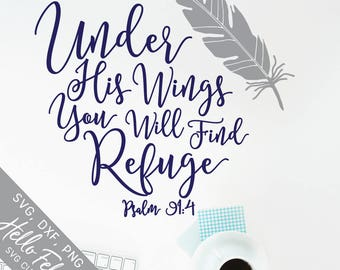 Faith Svg, Bible Verse Svg, Feather Svg, Wings Svg, God Svg, Dxf, Jpg, Svg files for Cricut, Svg files for Silhouette, Vector Art, Clip Art