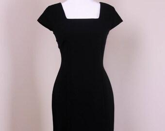 Vintage 90's Rampage Little Black Dress