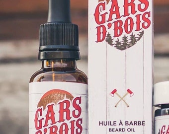 Beard 30ml oil