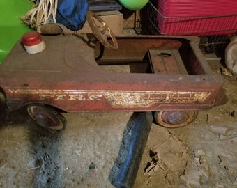 1950-1960 murry pedal car