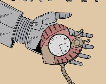 Tin Man Vol. 1 - graphic novel by Justin Madson- young adult indie comic