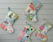Set of four stockings with Moomins RESERVED