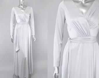 Emma Domb dress | 1970s maxi dress | vintage 70s dress