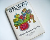 1970s book for keeping house - How To Run Your House
