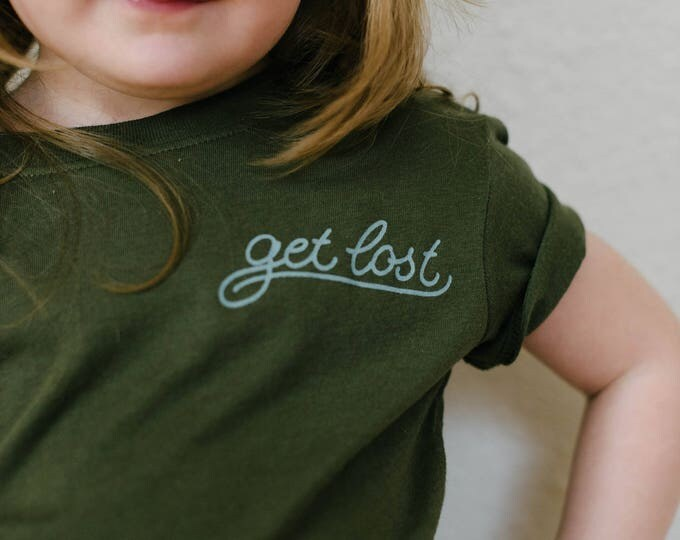 Featured listing image: Kids Get Lost T-Shirt