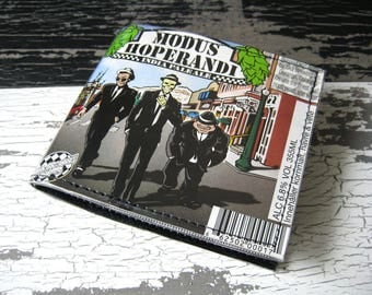 Ska Brewing Modus Hoperandi Beer Wallet