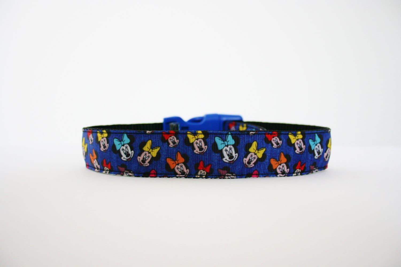 Disney Dog Collar And Lead