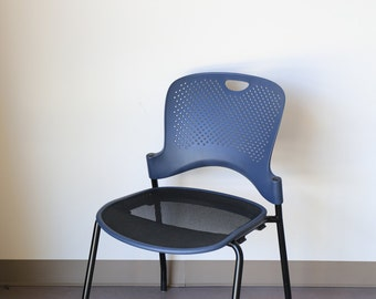 Herman Miller Caper Side Chair, Flex Seating
