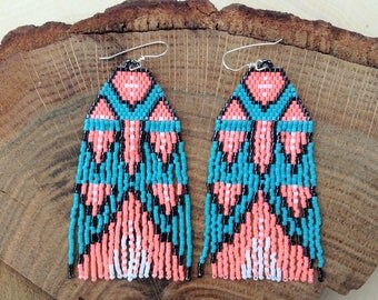 Neon Forever Earrings
