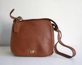 Stewardess Coach Satchel
