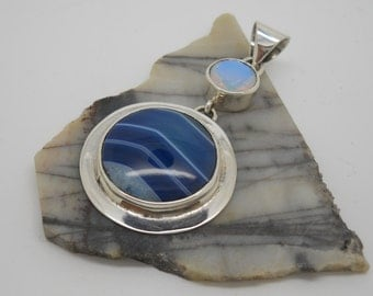 Made to Order - Sterling Sillver Pendant