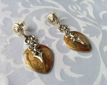 Vintage Berebi Earrings, Berebi Earrings, Edgar Berebi Earrings