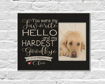 dog memorial frame dog loss gift print on wood pet memorial pet loss gift dog memorial gift ideas dog photo memorial pet loss frame