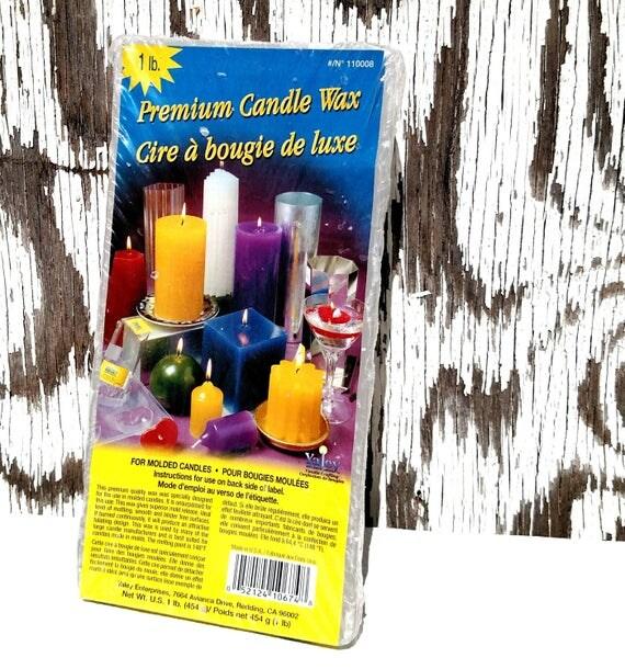 1 lb Premium Paraffin Candle Wax