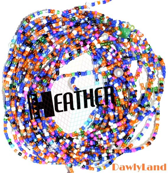Heather ~ YourWaistBeads.com