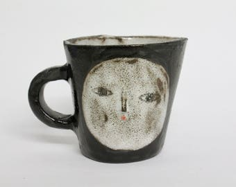 Full Primitive Moon wonky small cup