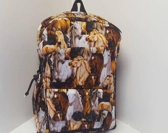Thundering Hoofs K-1 Backpack