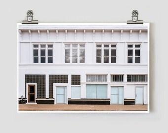 Minimalist Townie Marfa Texas Fine Art Photograph