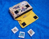 Pet Birds 3DS / 3DS XL / New 3DS Carrying Case - MADE To ORDER