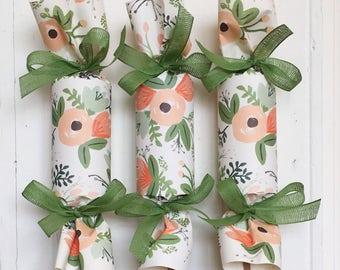 Wildflower Wedding Party Cracker