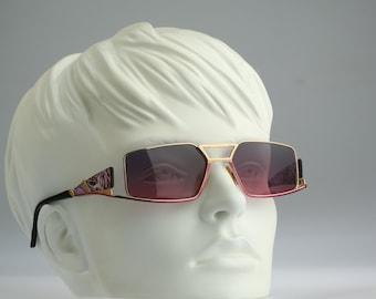 Cazal MOD 915 / NOS / 90S Vintage sunglasses / Glamorous designer shades