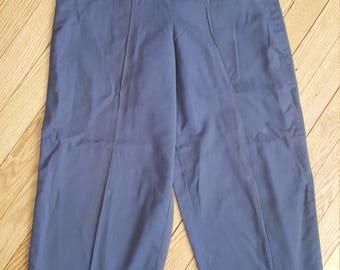 Vintage 1930s 1940s Wool Ski Pants