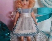 Vintage doll Alice in Wonderland