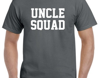 Uncle Squad Tshirt