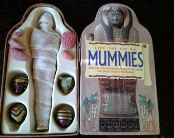 Freaky Haunted Scary Mummy, Rare Must See
