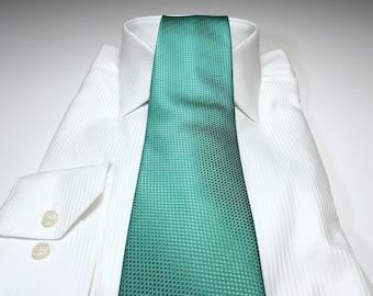 Emerald Green Tonal Solid Tie