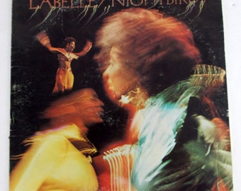 Labelle Nightbirds Vinyl LP Record Album Epic KE 33075