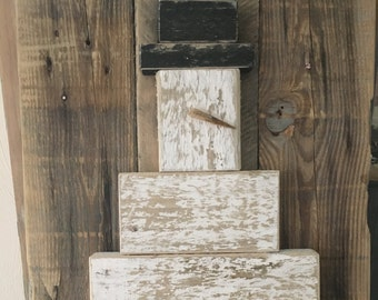 Rustic Wood Snowman//Wooden Snowman//Rustic Snowman//Wall Art//Handmade Winter Decor//Winter Decor//Primitive Snowman//READY TO SHIP