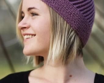 Kilkanna Hat PDF knitting pattern (instructions)