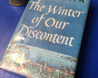 The Winter of our Discontent 1961 Steinbeck