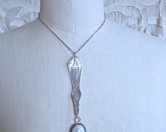 Moonstone Muse Necklace