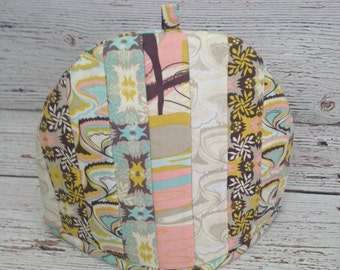 Tea Cosy, Modern Tea Cozy, Teapot Cozy, Tea Cosies, Quilted Tea Cozies, Quilted, Mustard, Tea Party, Home, Dining, Mod, Mothers Day Gifts