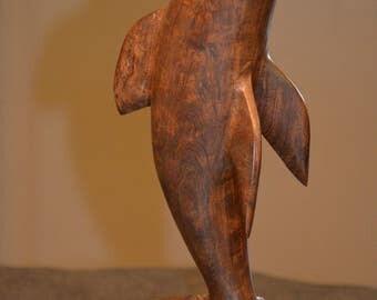 Ironwood Jumping Dolphin, Porpoise