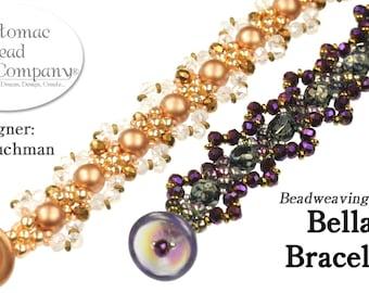 Bella Bracelet (Pattern)