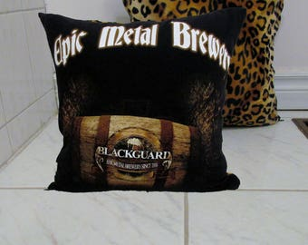 Blackguard Pillow DIY Folk Metal Decor 2 (Cover or Full PIllow)