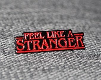 Feel Like a Stranger Things | Grateful Dead Lapel Enamel Hat Pin