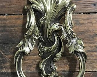 Beautiful Ornate Antique Doorknocker 531266