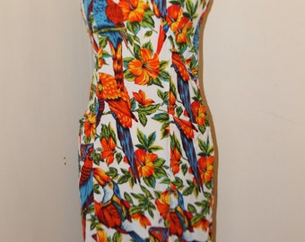 Vintage Hawaii Dress