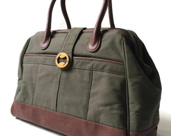 carry on bag weekend bag for women gift for wife vegan