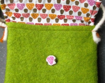 very cute bag for children from woolfelt