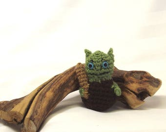 Ogre Amigurumi - Crochet Monster - Amigurumi Ogre - Ogre Monster - Pretend Play - Ogre Doll - Fairy Tale Ogre - Amigurumi Monster