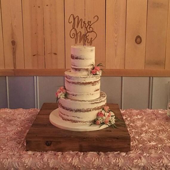 Mr & Mrs Cake Topper, Mr and Mrs Cake Topper, Wedding Cake Topper, Engagement Cake Topper, Bridal Shower Cake Topper
