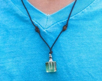 Clearance - Essential Oil Yellow Child Necklace